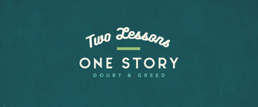 Two Lessons, One Story 9:30 a.m.